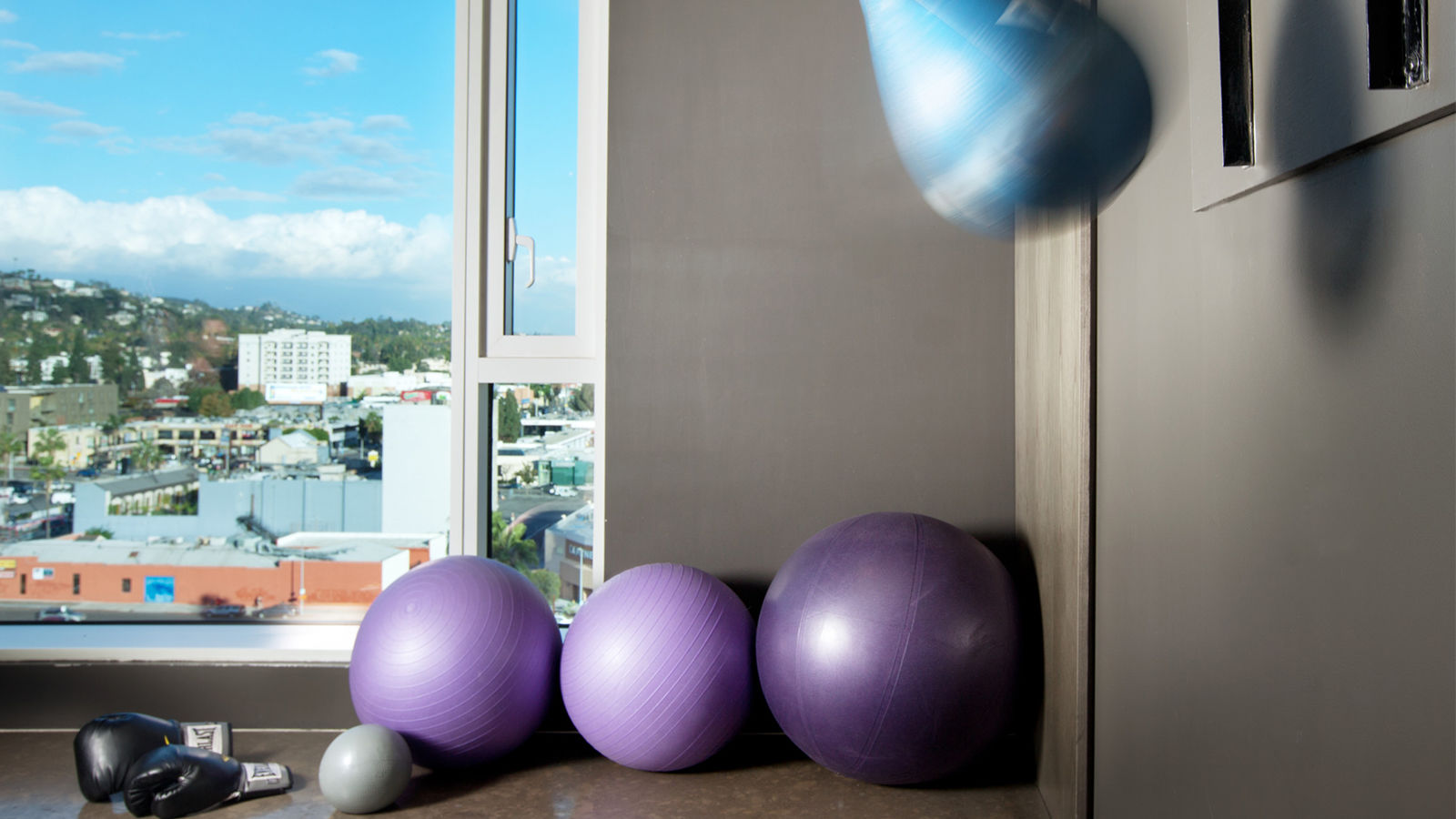Hotel Features - FIT Gym