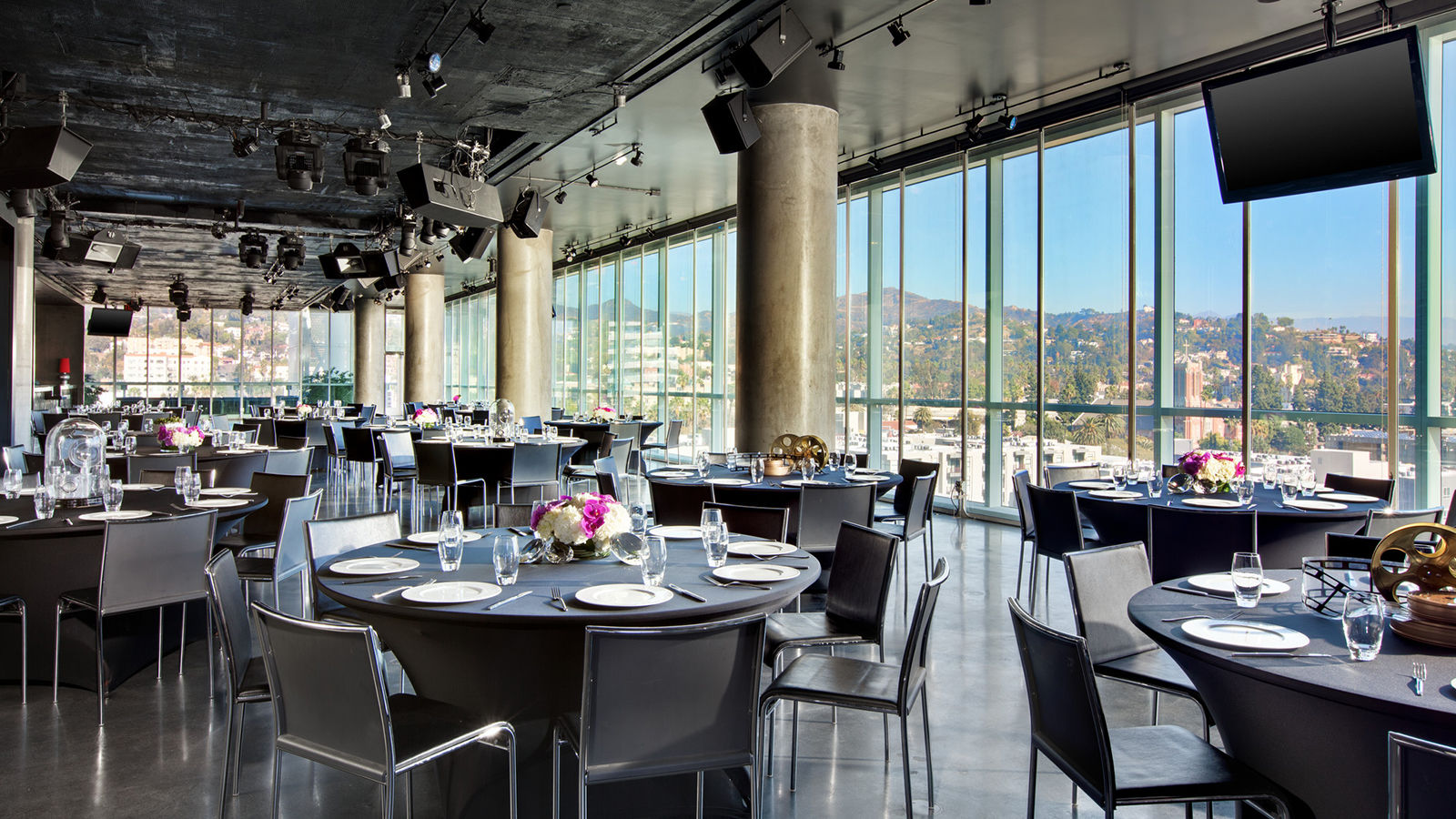 rooftop venues in los angeles w hollywood hotel