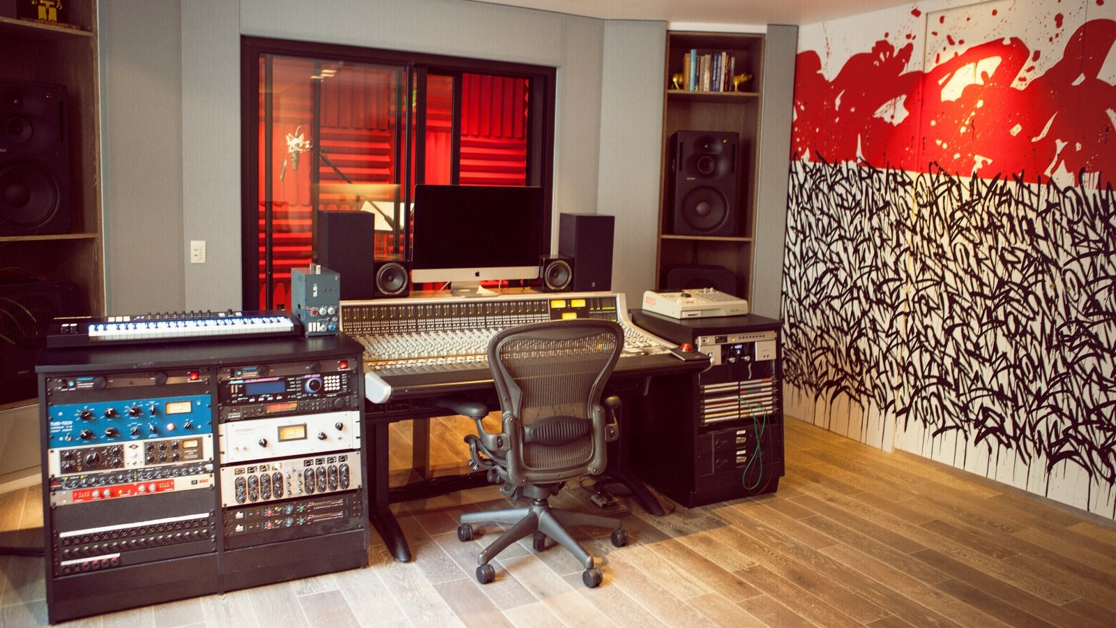 Layout - W Sound Suite - W Hollywood