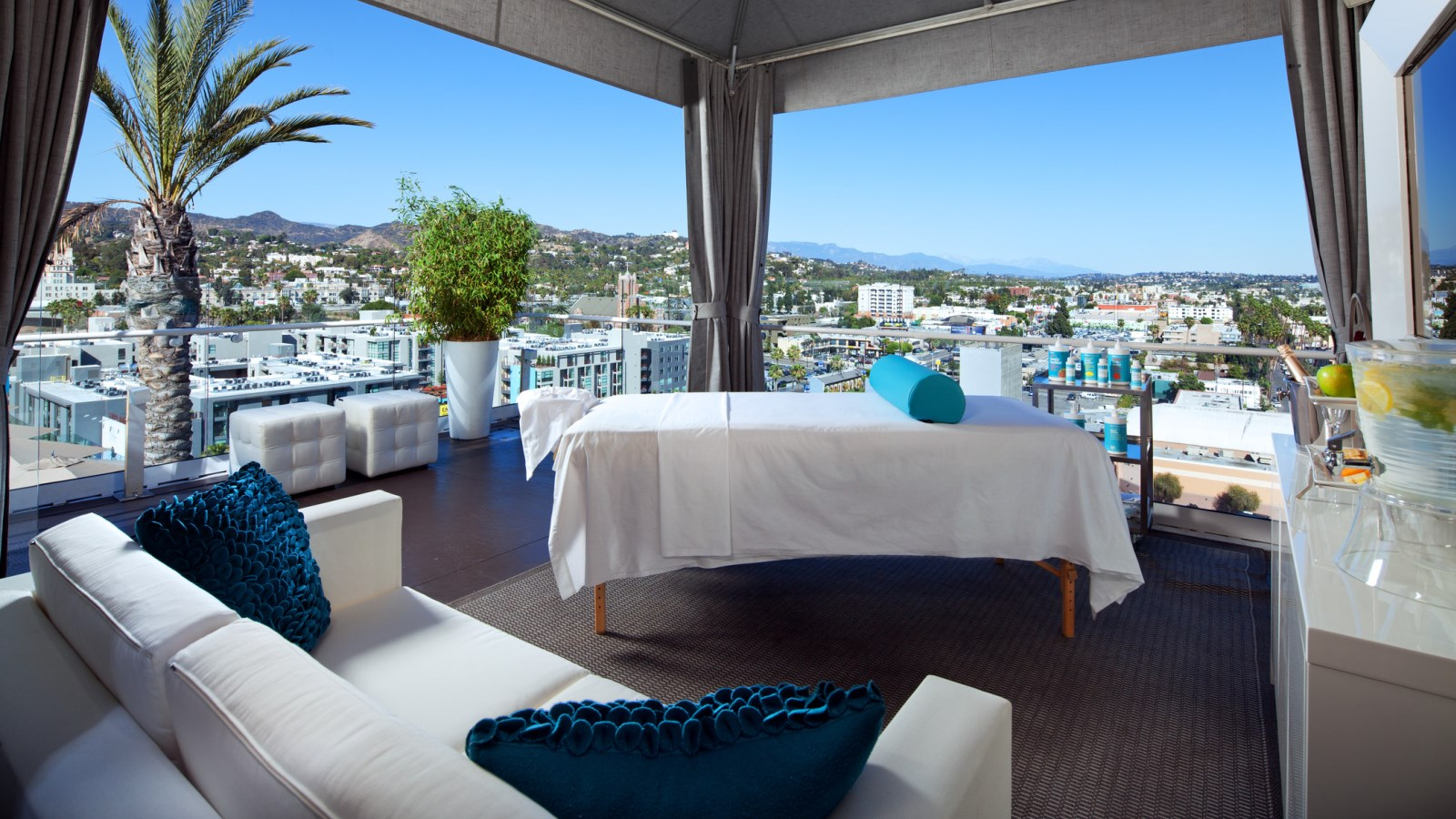 Hollywood Spa - Bliss Spa
