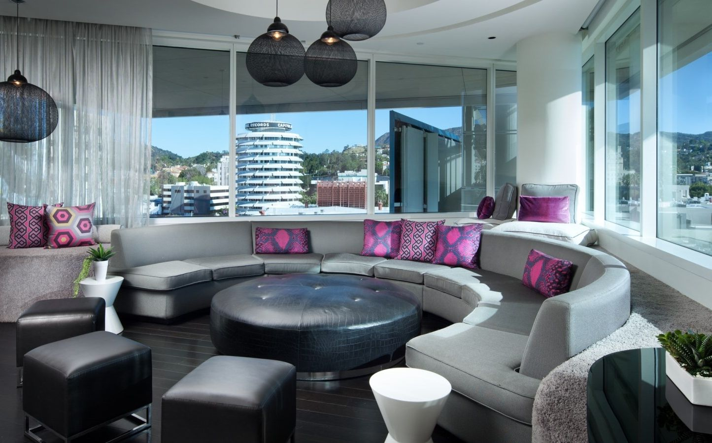 extreme wow suite  w hollywood hotel - hollywood accommodation  extreme wow suite  w hollywood hotel
